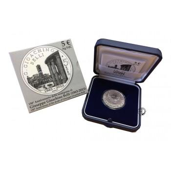Italia - 2013 - 5€ Belli