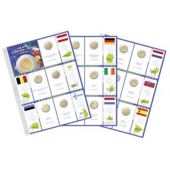Abafil Fogli 2€ 2012 Decennale Euro