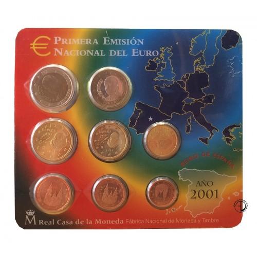 Spagna - 2001 - Divisionale
