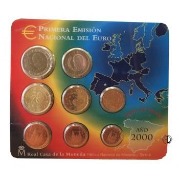 Spagna - 2000 - Divisionale