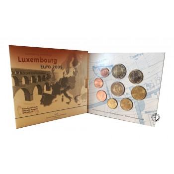 Lussemburgo - 2005 - Divisionale