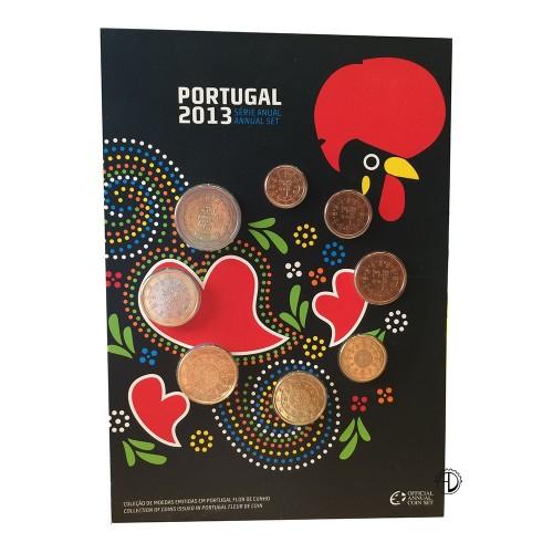 Portogallo - 2013 - Divisionale FDC