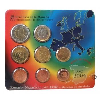 Spagna - 2004 - Divisionale