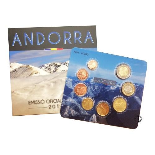 Andorra - 2014 - Divisionale