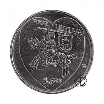 Lituania - 2017 - 1,50€ Fiera di S. Casimiro