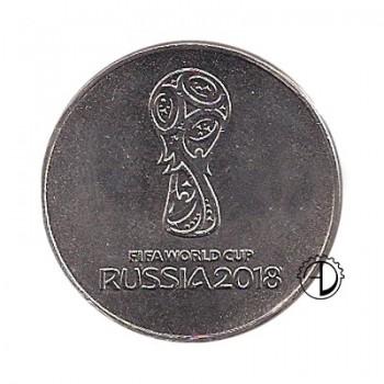 Russia - 2018 - 25rub Mondiali di Calclio