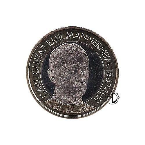 Finlandia - 2017 - 5€ Mannerheim
