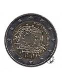 Cipro - 2015 - 2€ 30° Bandiera