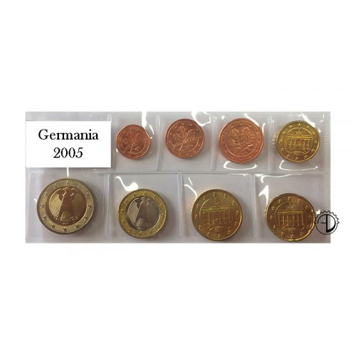 Germania - 2005 - Serie Sciolta 8 v.
