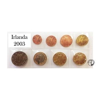Irlanda - 2003 - Serie Sciolta 8 v.