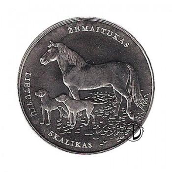 Lituania - 2017 - 1,50€ Cani e Cavalli