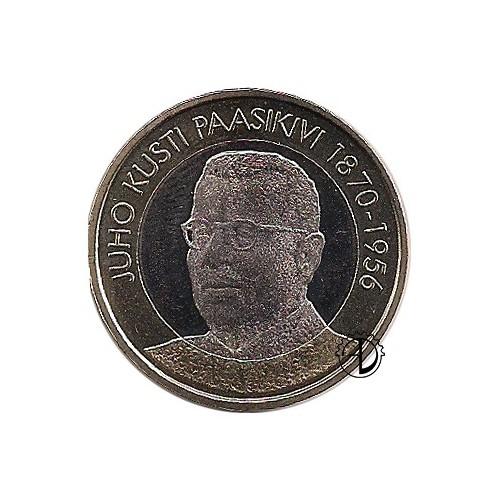 Finlandia - 2017 - 5€ Paasikivi