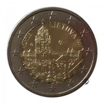 Lituania - 2017 - 2€ Vilnius