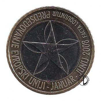 Slovenia - 2008 - 3€ Presidenza Europea