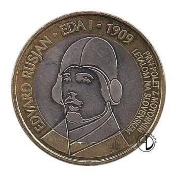 Slovenia - 2009 - 3€ Primo Volo