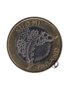 Finlandia - 2010 - 5€ Proper