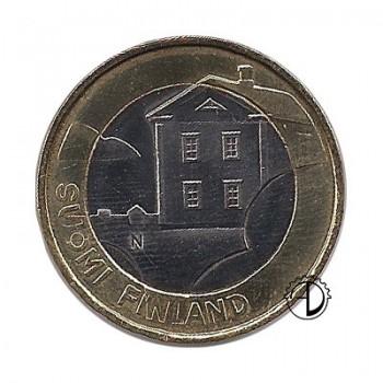 Finlandia - 2013 - 5€ Ostrobotnia