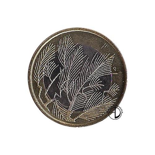 Finlandia - 2014 - 5€ Conifere