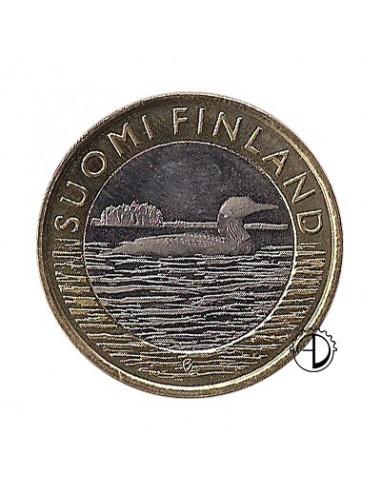 Finlandia - 2014 - 5€ Savonia: Gavia