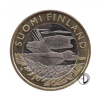 Finlandia - 2014 - 5€ Karelia: Cuculo