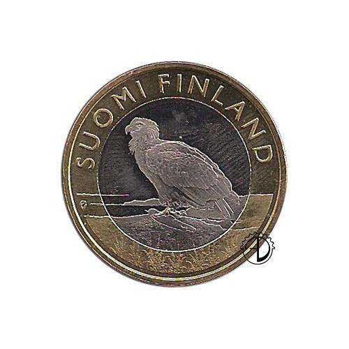 Finlandia - 2014 - 5€ Aland: Aquila di Mare