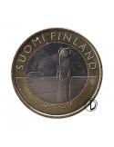 Finlandia - 2015 - 5€ Ostrobothnia - Ermellino