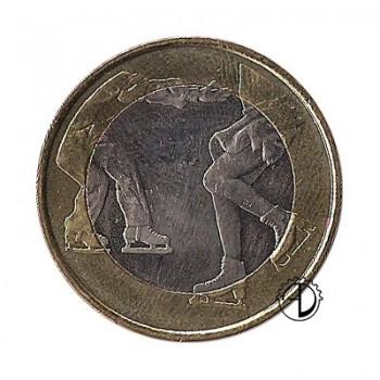 Finlandia - 2015 - 5€ Pattinaggio Artistico