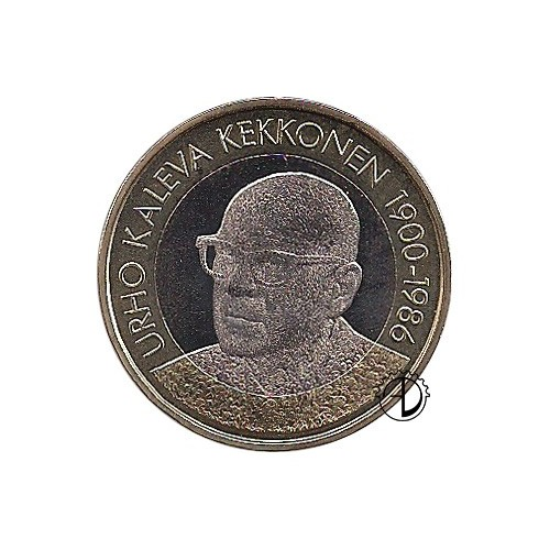 Finlandia - 2017 - 5€ Kekkonen