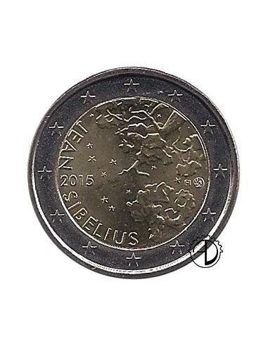 Finlandia - 2015 - 2€ Sibelius