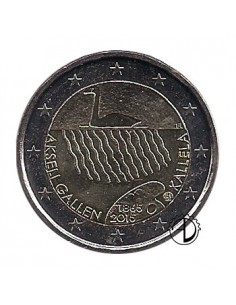 Finlandia - 2015 - 2€ Gallen Kallela