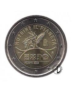 Italia - 2015 - 2€ Expo