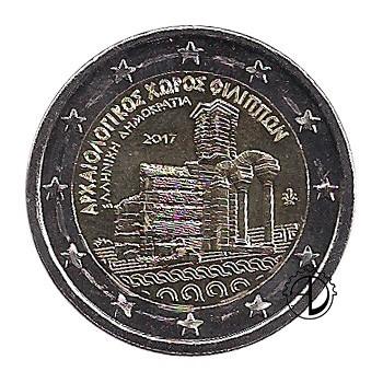 Grecia - 2017 - 2€ Filippi
