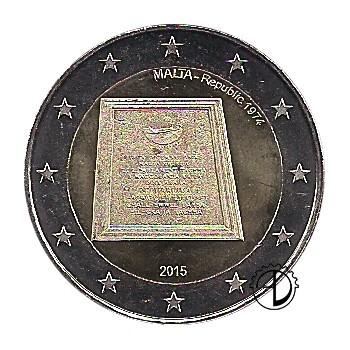 Malta - 2015 - 2€ Repubblica