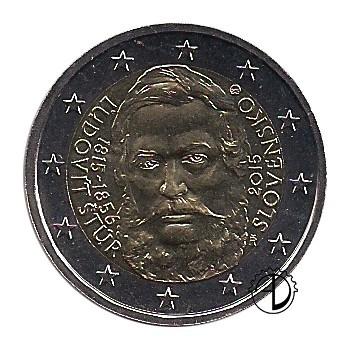 Slovacchia - 2015 - 2€ Stur