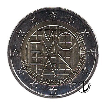 Slovenia - 2015 - 2€ Emona