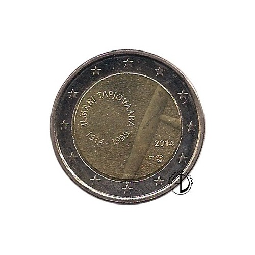 Finlandia - 2014 - 2€ Tapiovaara