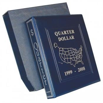 Raccoglitore e Custodia 1/4$ Stati
