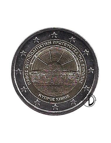 Cipro - 2017 - 2€ Pafo