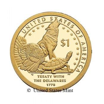 USA $ 2013 Nativi: Delaware