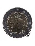 Lussemburgo - 2014 - 2€ Trono