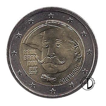 Portogallo - 2017 - 2€ Brandao