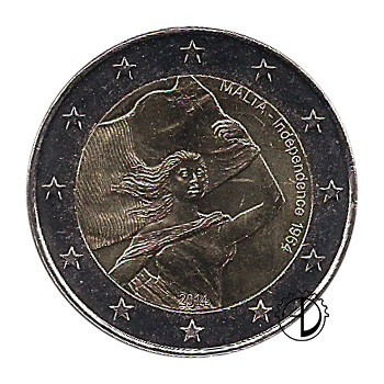 Malta - 2014 - 2€ Indipendenza