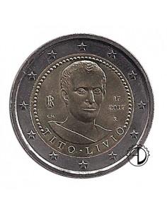 Italia - 2017 - 2€ Tito Livio