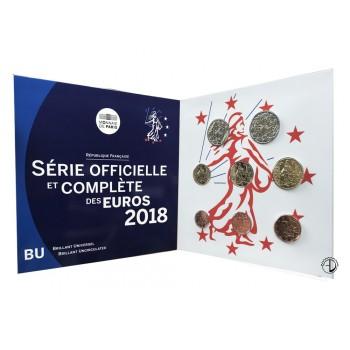 Francia - 2018 - Divisionale