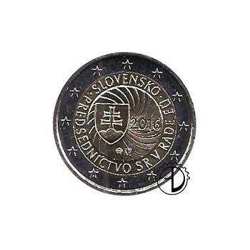 Slovacchia - 2016 - 2€ Consiglio Unione Europea