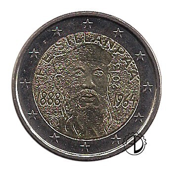 Finlandia - 2013 - 2€ Sillanpaa