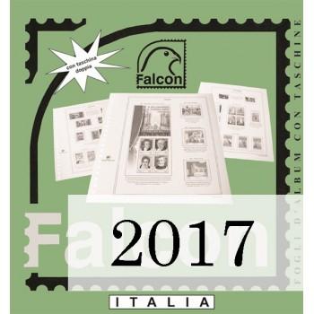 Fogli Italia 2017 - Falcon