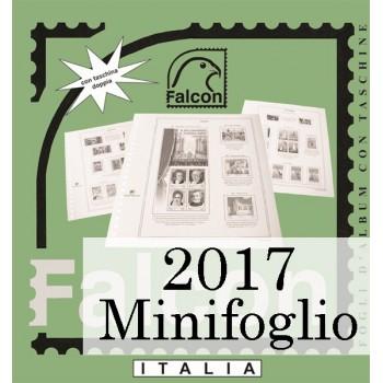 Fogli Italia 2017 MF Carosello - Falcon