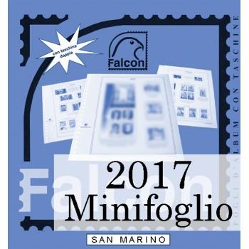 Fogli San Marino 2017 MF Simoncelli