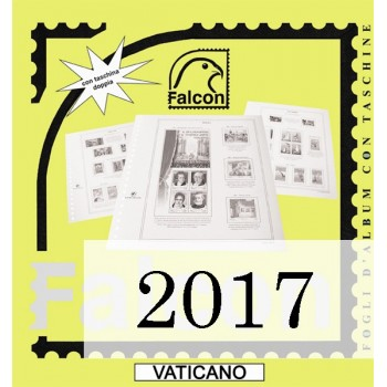 Fogli Vaticano 2017 - Falcon
